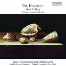 Paul Dombrecht - Musik für Oboe (The Accent Recordings 1978-1988), 7 CDs