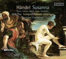 Georg Friedrich Händel (1685-1759): Susanna, 3 CDs