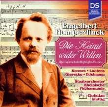 Engelbert Humperdinck (1854-1921): Die Heirat wieder Willen (Ausz.), CD