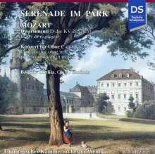 Wolfgang Amadeus Mozart (1756-1791): Oboenkonzert KV 285 d, CD