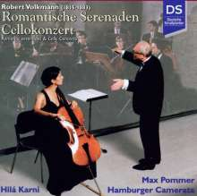 Robert Volkmann (1815-1883): Serenaden Nr.1-3, CD