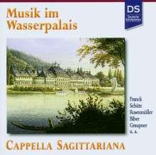 Musik im Wasserpalais, CD
