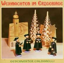 Geschwister Caldarelli: Weihnachten im Erzgebirge, CD