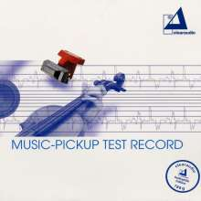 Music-Pickup Test Record (180g), LP