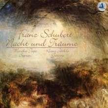 """Franz Schubert (1797-1828): Lieder """"Nacht und Träume"""" (180g), LP"""