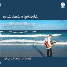 Klaus Jäckle: Una Hora Espanola (180g), LP