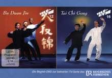 Telegym - Ba Duan Jin & Tai Chi Gong, DVD