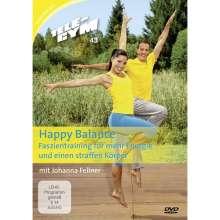 Tele-Gym 43 - Happy Balance mit Johanna Fellner, DVD