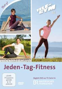 Jeden-Tag-Fitness, DVD