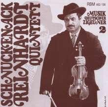Schnuckenack Reinhardt (1921-2006): Musik Deutscher Zigeuner 2, CD