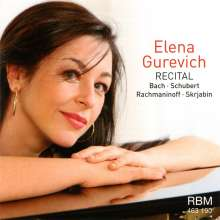Elena Gurevich - Recital, CD