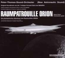 Filmmusik: Raumpatrouille Orion, CD