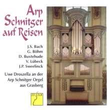 Uwe Droszella - Arp Schnitger auf Reisen, CD