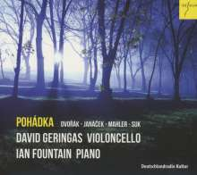 David Geringas - Pohadka, CD