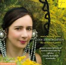 Maria Lettberg - Der Zaubergarten, CD