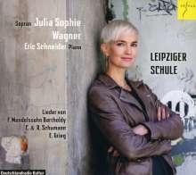 Julia Sophie Wagner - Leipziger Schule, CD