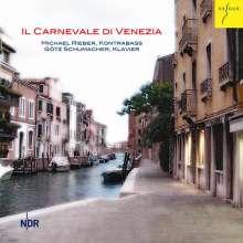 Michael Rieber - Il Carnevale di Venezia, CD