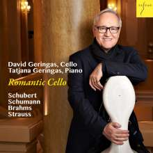 David Geringas - Romantic Cello, CD