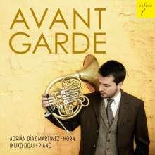 """Musik für Horn & Klavier """"Avantgarde"""", CD"""