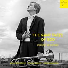 Michael Buchanan - The Many Faces of God, CD