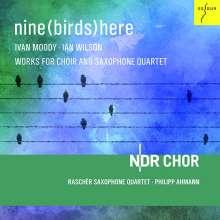 NDR Chor - Nine (Birds) here, CD