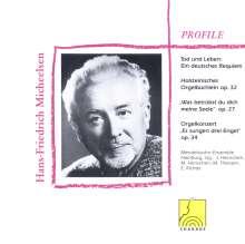 Hans Friedrich Micheelsen (1902-1973): Tod & Leben (Ein deutsches Requiem), CD