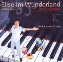 Shoko Kuroe - Elise im Wunderland, CD