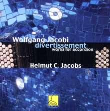 Wolfgang Jacobi (1894-1972): Werke für Akkordeon, CD