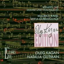 Sofia Gubaidulina (geb. 1931): Rejoice! f.Violine & Cello, CD