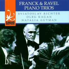 Maurice Ravel (1875-1937): Klaviertrio a-moll, CD