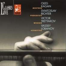 Oleg Kagan,Violine, CD