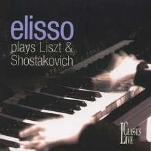 Elisso Wirssaladze,Klavier, CD