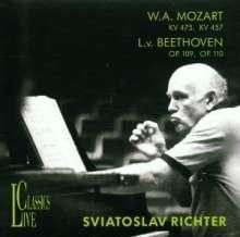 Ludwig van Beethoven (1770-1827): Klaviersonaten Nr.30 & 31, CD
