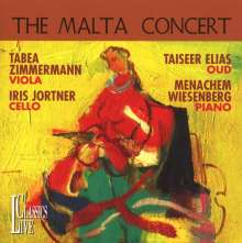 The Malta Concert, CD