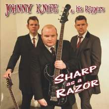 Johnny Knife & The Rippers: Sharp As A Razor (Limited-Edition), LP