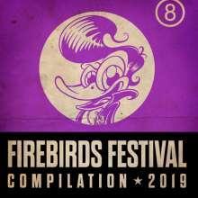 Firebirds Festival Compilation 2019, CD