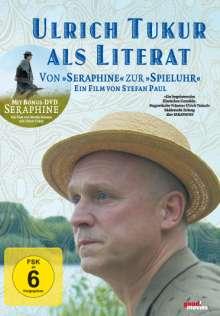 Ulrich Tukur als Literat, 2 DVDs