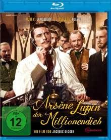 Arsene Lupin - Der Millionendieb (Blu-ray), Blu-ray Disc