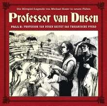 Professor van Dusen reitet das trojanische Pferd, CD