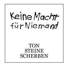 Ton Steine Scherben: Keine Macht für Niemand, CD