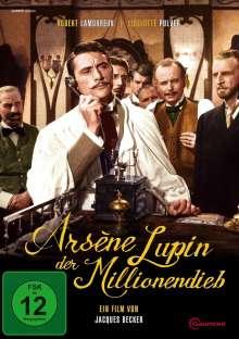 Arsene Lupin - Der Millionendieb, DVD