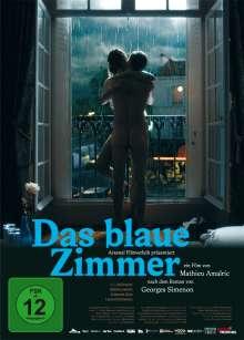 Das blaue Zimmer, DVD