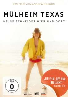 Mülheim Texas - Helge Schneider hier und dort, DVD