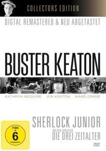 Sherlock Junior, DVD
