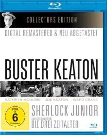 Sherlock Junior (Blu-ray), Blu-ray Disc
