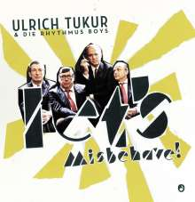 Ulrich Tukur: Let's Misbehave!, CD