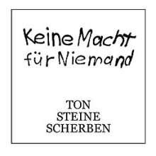 Ton Steine Scherben: Keine Macht für niemand (180g), 2 LPs