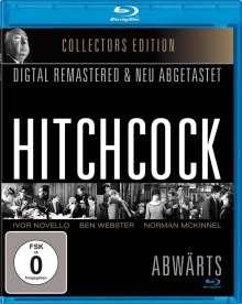 Alfred Hitchcock: Abwärts (OmU) (Blu-ray), Blu-ray Disc
