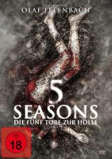 5 Seasons - Die fünf Tore zur Hölle, DVD