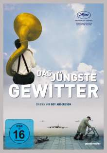 Das jüngste Gewitter, DVD